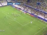 Gol de Marcos Caicedo a Honduras (Amistoso Internacional)
