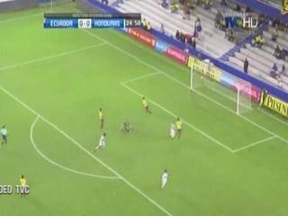 Ecuador 3-1 Honduras (Amistoso Internacional)