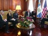 Migración y seguridad centran visita de Kelly a Guatemala