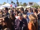 Actores de Hollywood hacen protesta en lugar de fiesta del Óscar