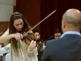 La violinista Elena Mikhailova ofrecerá concierto en San Pedro Sula
