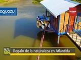 Ruta 504: Regalo de la naturaleza en Atlántida