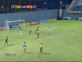 Real España 2 - 1 Real Sociedad (Liga Nacional Honduras)