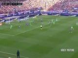 El gol del triunfo de Messi ante Atlético de Madrid