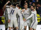 Villareal 2-3 Real Madrid (Liga Española)