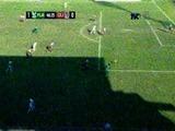Primer gol de Platense al Olimpia (Liga Nacional)