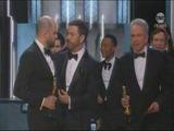 Histórico error en los premios Óscar: le quitan estatuilla a La La Land