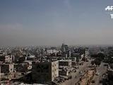 Cuatro heridos en ataque israelí en Gaza tras disparo de cohetes