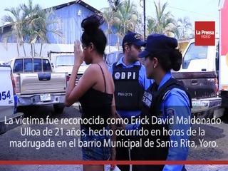 Quinceañera mata a su marido tras discusión en Santa Rita, Yoro