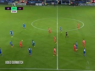 Leicester City 3-1 Liverpool (Liga Inglesa)