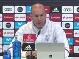 Zidane responde a Piqué y Roig presumiendo de respeto a los árbitros