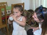 Leche de burra para enfrentar alergias de lactantes
