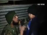 Soldado iraquí desactiva bomba de niño 7 años suicida