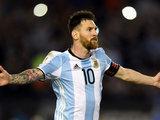 El gol de penal de Messi (Argentina) contra Chile