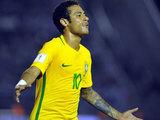El golazo de Neymar (Brasil) contra Uruguay