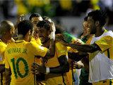 Uruguay 1-4 Brasil (Eliminatoria Conmebol)