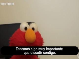 Despiden a Elmo de Plaza Sésamo por culpa de Trump