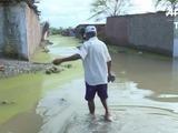 Comunidad de El Indio en Perú vive bajo el agua