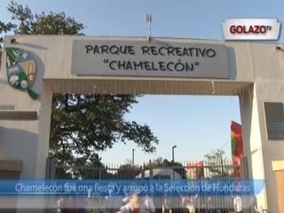 Chamelecón fue una fiesta y arropó a la Selección de Honduras