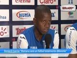 Bonieck García y Brayan Beckeles hablan sobre el partido ante Costa Rica
