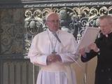 El papa Francisco asegura que es imperativo y urgente proteger a los civiles de Mosul