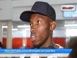 Albert Elis habla acerca del empate con Costa Rica