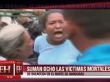 Al menos ocho muertos en balacera en el norte de Honduras