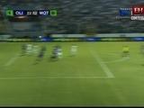 Olimpia abre el marcador frete a Motagua 1-0