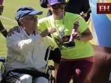 Maratón a beneficio del maestro