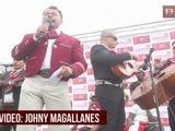 Acá la canción insigne del Partido Liberal de Honduras