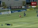 Real Sociedad vence a Motagua 3 - 2 en el medio tiempo