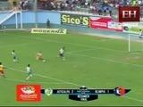 Resumen final del encuentro entre Juticalpa FC vs Olimpia