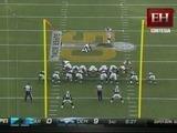 Broncos se pone arriba con touchdown y gol de campo