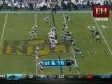Termina el 1er cuarto Broncos derrota 10 - 0 a Panteras