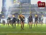 Acá el imperdible show de medio tiempo del Super Bowl