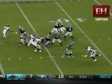 Gran intercepción de balón y los Broncos siguen ganando 16 - 7