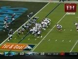 Tremendo touchdown de Broncos y se alejan con 22 puntos (10-22)