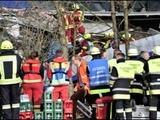Al menos nueve muertos en un choque de trenes en Alemania