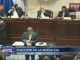 Así voto Esdras Amado López ante su partido Libertad y Refundación