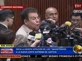 Fuerte pleito entre Esdras y Salvador Nasralla