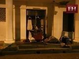 Tegucigalpa: El frío se ensaña contra las personas sin hogar