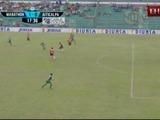 Marathón abre el marcador frente a Juticalpa 1-0