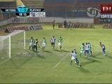 Victoria abre el marcador frente a Platense 1-0