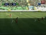 Olimpia anota su segundo gol frente al Vida 2-0 el marcador