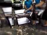 Siguen las ayudas para la vendedora de baleadas