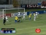 Medio tiempo Olimpia le gana al Victoria 3-0