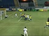 Olimpia derrota por goleada al Victoria 5-0 el marcador
