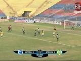 Resumenl final del encuentro entre Victoria vs Juticalpa FC