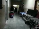 Terror: Captan a supuesto fantasma en hospital de Honduras