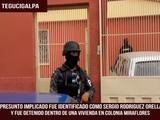 Mediante operativos buscan participantes en crimen de Berta Cáceres